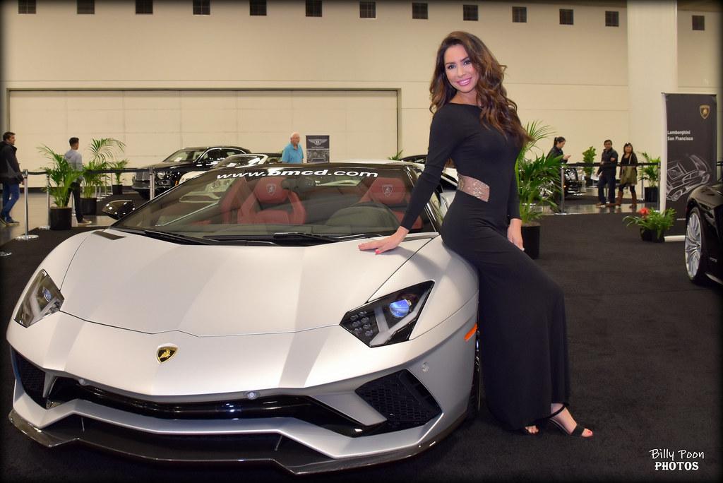 Lamborghini San Francisco >> Lamborghini Aventador 2018 San Francisco Auto Show Flickr