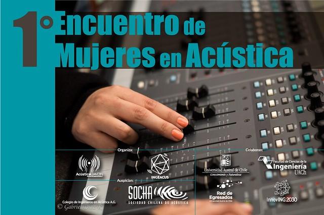 2018 1° Encuentro de Mujeres en Acústica