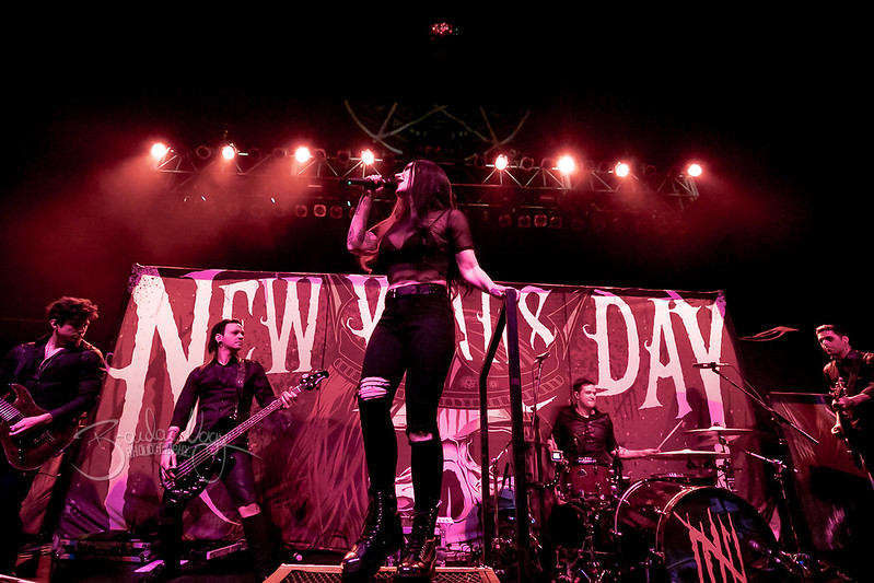 New Years Day | 2018.11.27