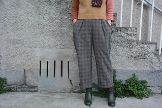 Pattern Fantastique's Terra Pant | by Blogless Anna
