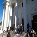 Outside the Internet Archive at the Grand Re-Opening of the Public Domain by creativecommoners