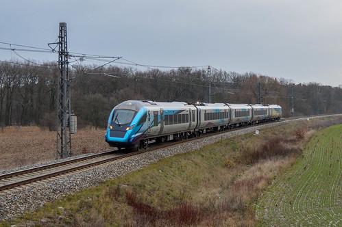 TransPennine Express Nova 2 VUZ Velim 15.12.2018 | by Tomáš Pelech