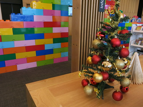Christmas tree, Hapori | Community, Level 1