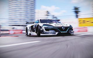 Renault Sport RS01 at Long Beach | by clucksworld