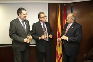 Reconeixement a Vicenç Moreno com a Soci Honorari de PIMEC per la seva trajectòria i dedicació a l'entitat.