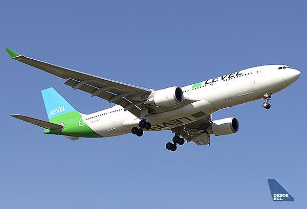 Level A330-200 (Gustavo Martínez)