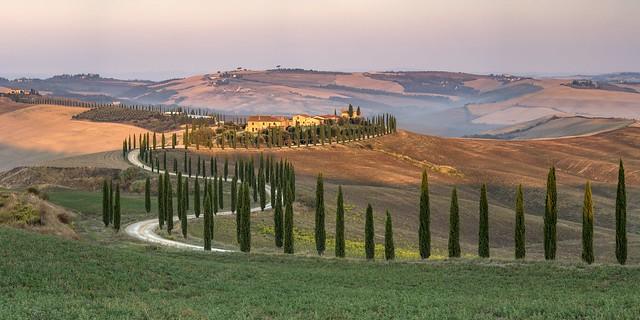 *Baccoleno @ sunrise panorama*