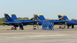 US Navy Blue Angels   by dpsager