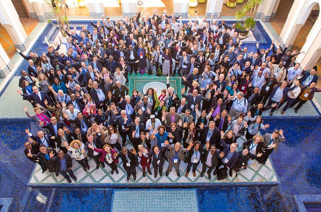 GEF 9th International Waters Conference, Marrakech, Morocco, November 2018