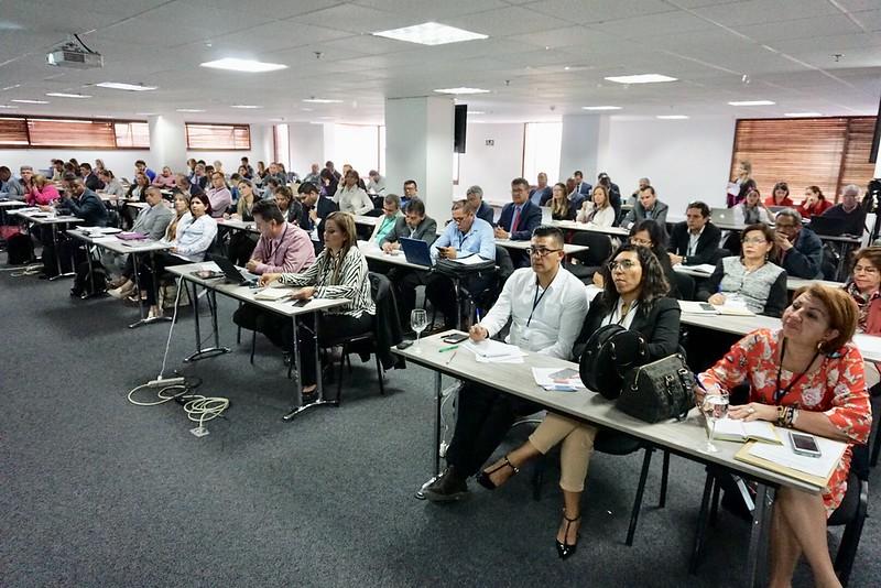Encuentro de Secretarios de Educación - Bogotá 20 de noviembre de 2018