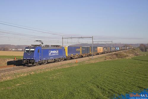 186 268 Crossrail . E 40046 . Berneau . 23.11.18.