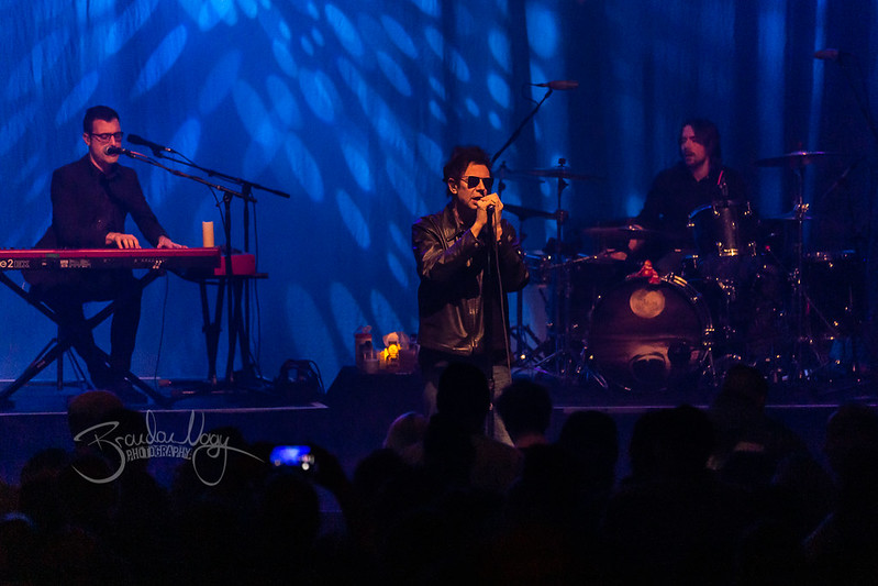 Echo And The Bunnymen in concert, The Fillmore, Detroit, USA - 23 Nov 2018