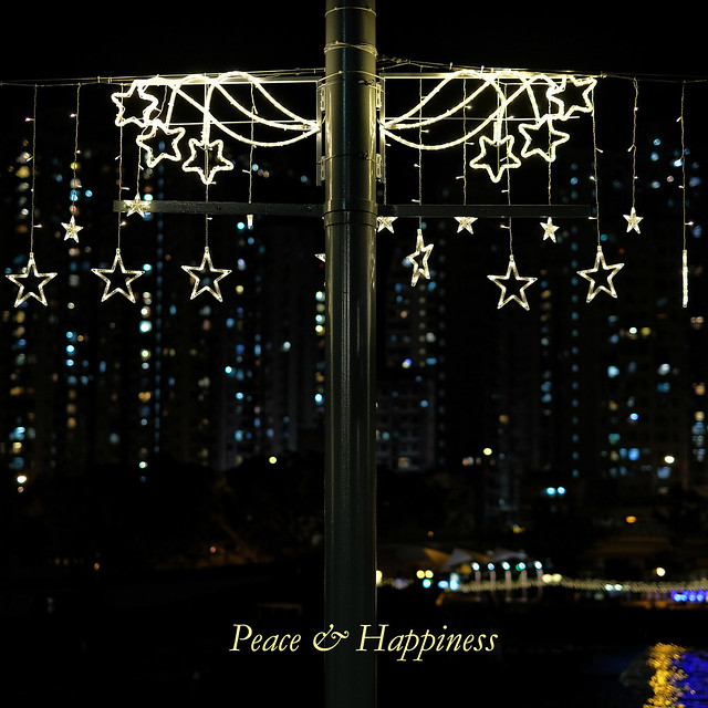 peace & happiness to everyone!