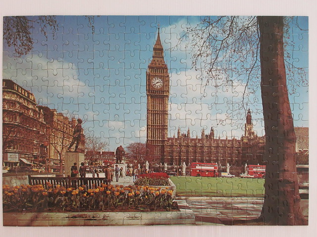 Hestair Puzzles 03203 (Houses of Parliament) - jigsaw