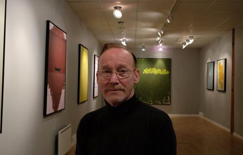 Jens Ferm på Galleri Sander/NP33
