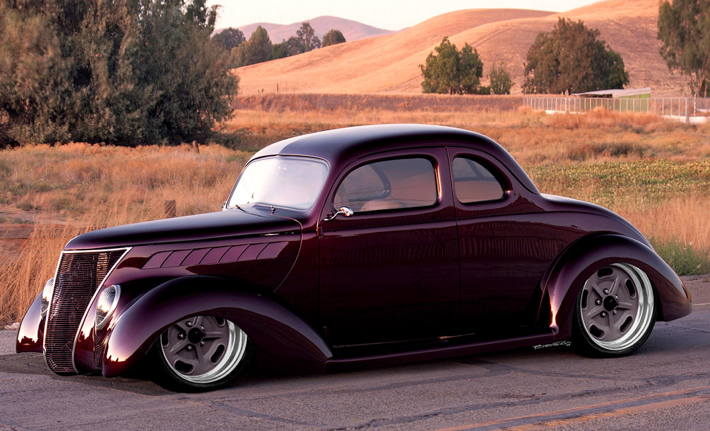 37 Ford Coupe Luis Baston Flickr