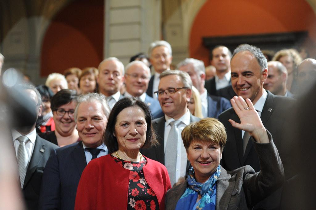 Bundesrat wahl