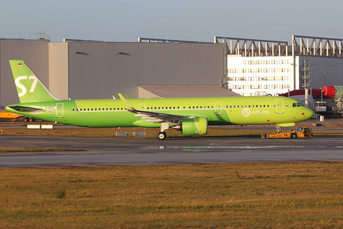 A321neo S7 - Siberia Airlines VQ-BGU   by XFW-Spotter