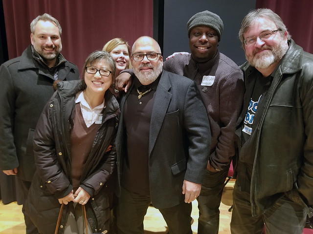 Arts & Culture Stakeholder Meeting 12/11/18