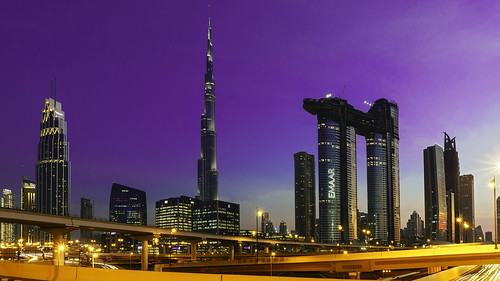 Dubai - Downtown area | by mccrya