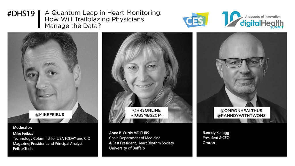 13 - 220 PM A Quantum Leap in Heart Monitoring How Will Trailblazing Physicians Manage the Data