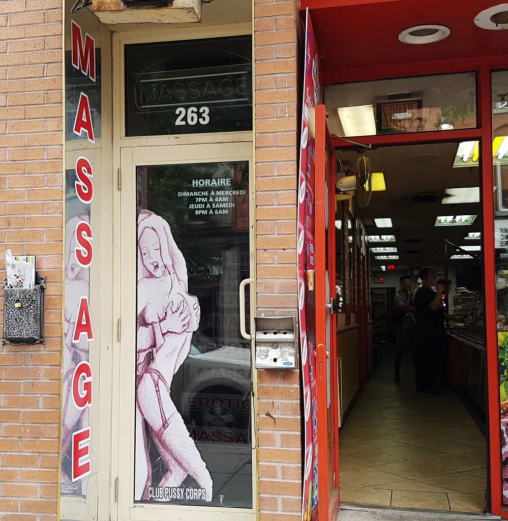 Massage Pussy Corps Montreal | Massage Pussy Corps, 263