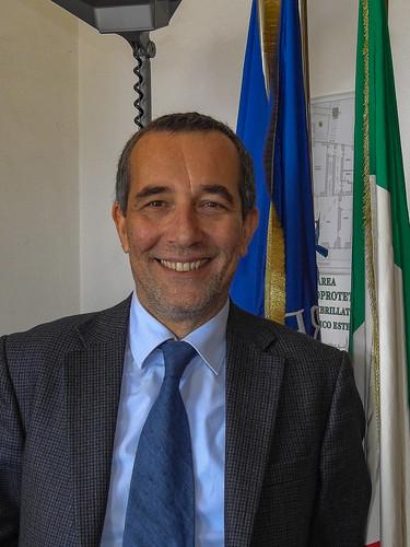 Il Rettore Paolo Mancarella