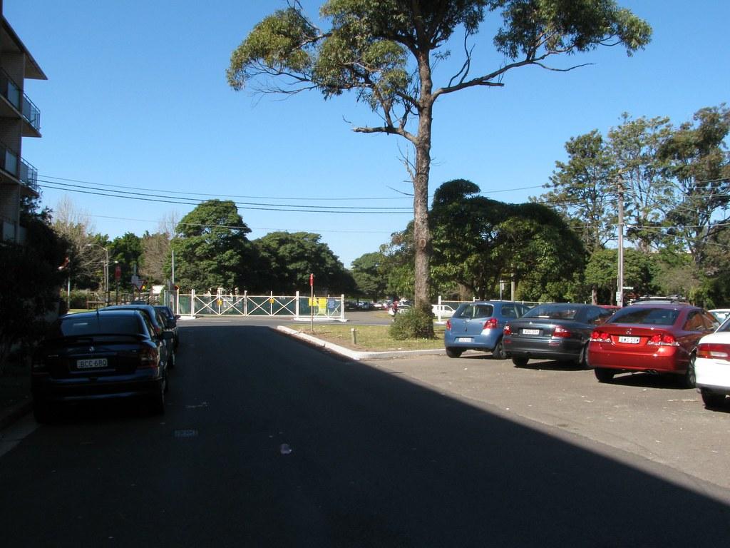 Abbotsford St, Kensington, Sydney, NSW.