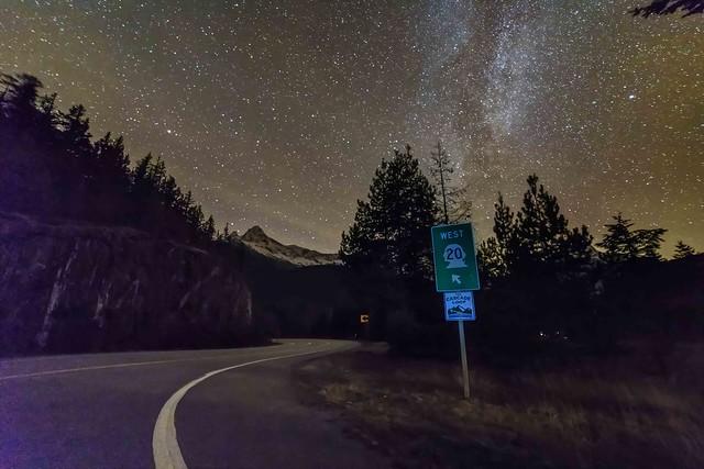 Colonial Peak and Cascade Loop Highway, North Cascades