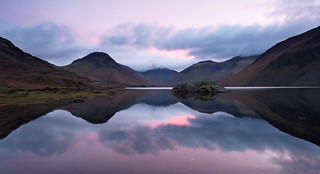 Wastwater dawn | by Alf Branch