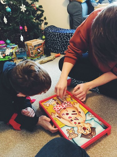 Operation game at Christmas | by gallop080