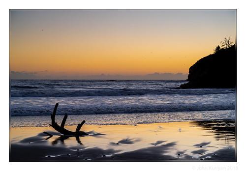 sausalito california muirbeach sunset