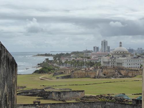 castillosancristobal fortsancristobal sanjuan puertorico cruise caribbean vacation silversea silverwind