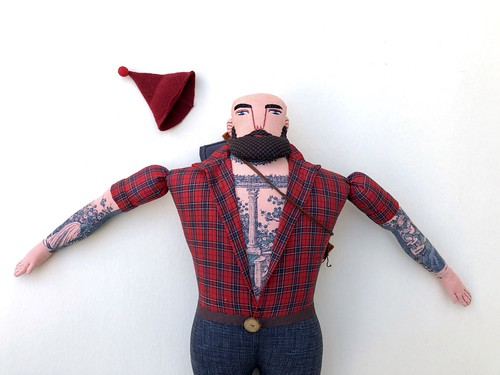 Bald Lumberjack | by Mimi K