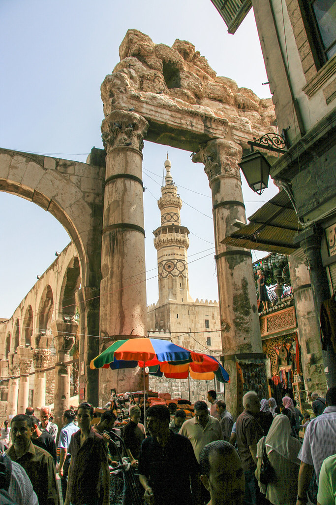 Ancient City of Damascus :: the places I have been