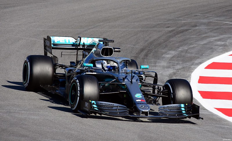 Mercedes W10 / Valtteri Bottas / FIN / Mercedes-AMG Petronas Motorsport