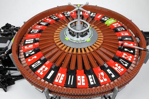 Roulette GBC   by Berthil van Beek