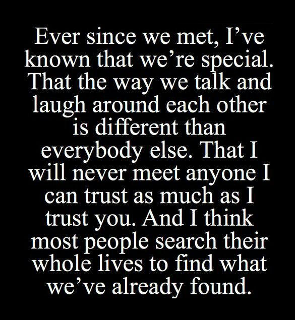 Soulmate And Love Quotes I Found You I39ve Look In Di Flickr