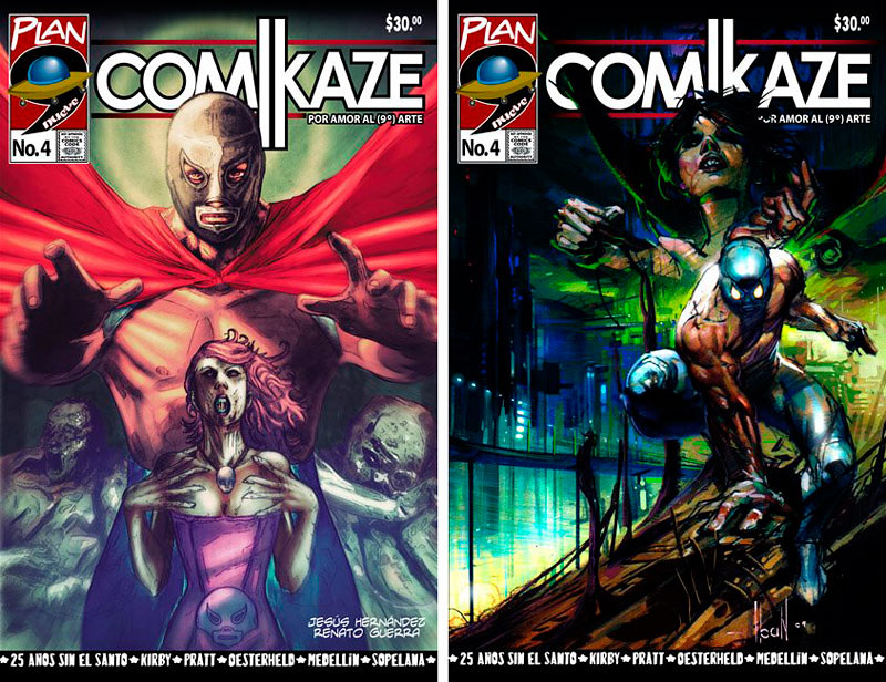 comikaze 04