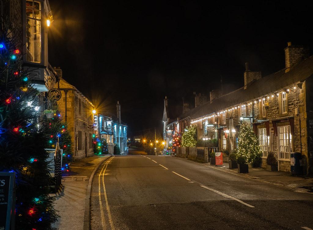 Castleton Christmas Lights 2018