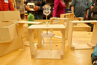 Automata at Tam Makers   by fabola