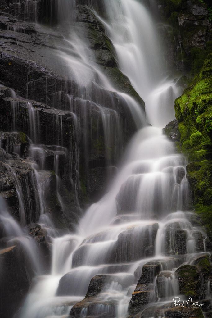 Eastatoe Falls - Rosman, NC