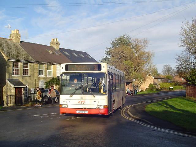 OU04FMV A2B Bus & Coach