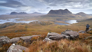 Inverpolly NR ~ Loch Scionascaig #3  [ Highlands ~ Ecosse ] | by emvri85