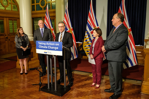 Improvements to make public housing more comfortable and energy-efficient | by BC Gov Photos