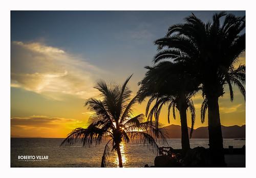 photografikarv lzphotografika lanzarotephotográfika imagenesdelanzarote fotosdelanzarote sunset atardecer puertodelcarmen mejorconunafoto