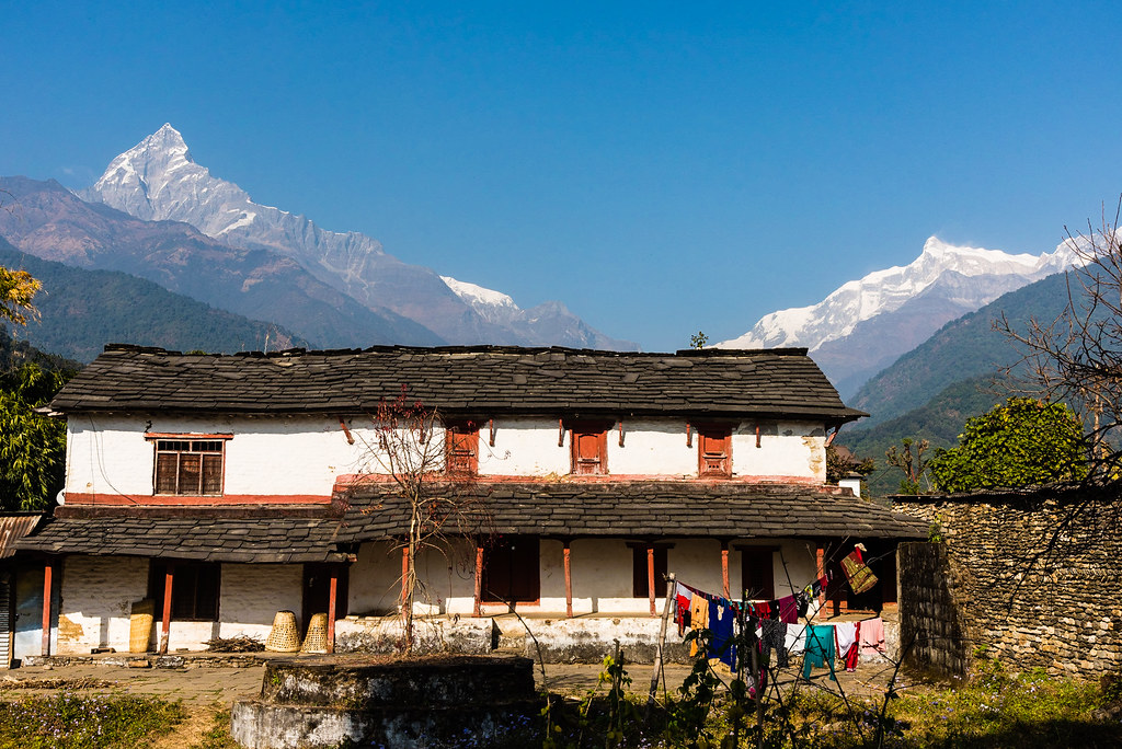 Nepal, Pokhara region, Garchok village | Nepal, Pokhara regi… | Flickr