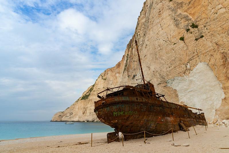 Insel Zakynthos, Griechenland