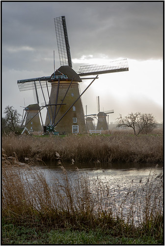 Kinderdijk, Nederwaard no1 | by www.stefanonocetti.com