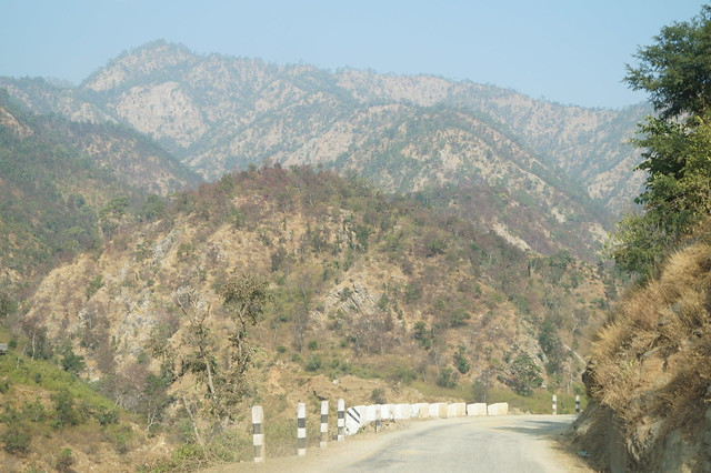 ICEM - road criticality in Nepal